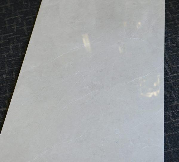 Premium Marble Light Grey Gloss 1200x600