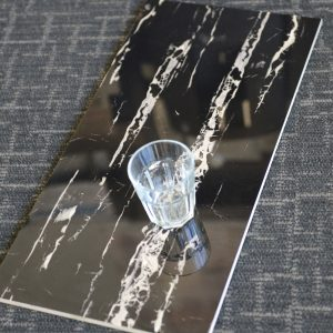 EDK66244 Crystal Black Horizon Gloss 300x600