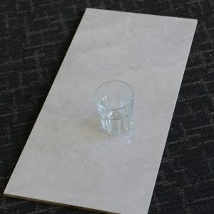 QI6P6572M Premium Marble Light Grey Gloss 300x600