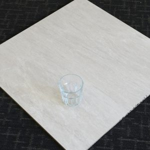 Travertine Blanco Matt 600x600