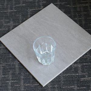Travertine Dark Grey Matt 300x300