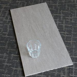 Travertine Dark Grey Matt 300x600