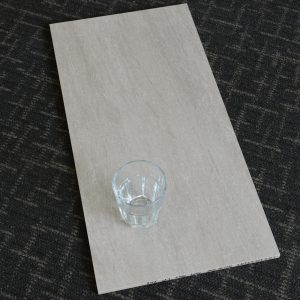 Travertine Light Grey Lappato 300x600