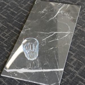 QIP989M Premium Marble Black Gloss 300x600