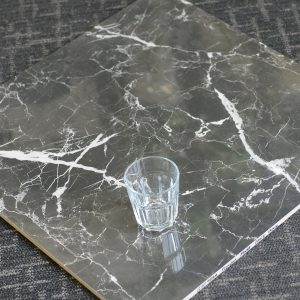QIP989M Premium Marble Black Gloss 600x600