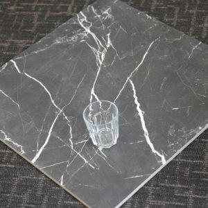 SQIP989 Premium Marble Black Matt 600x600