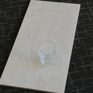 YI6P6572 Premium Marble Light Grey Matt 300x600