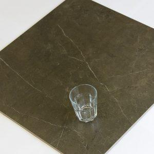 YI6P6577 Premium Marble Nero Matt 600x600