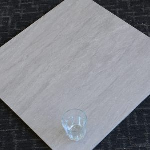 Travertine Light Grey Matt 600x600