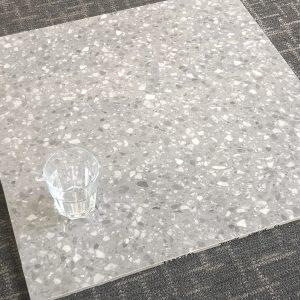 APHC ZZ6079 Terrazo Charcoal Gloss 600x600
